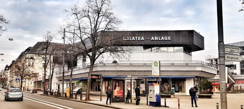 Galatea Anlage